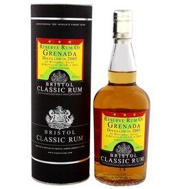 Bristol Bristol Reserve Rum of Grenada 2003 2014 700ml Gift Box