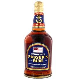 Pussers British Navy Pussers British Navy Rum Blue Label  Int.  700ml