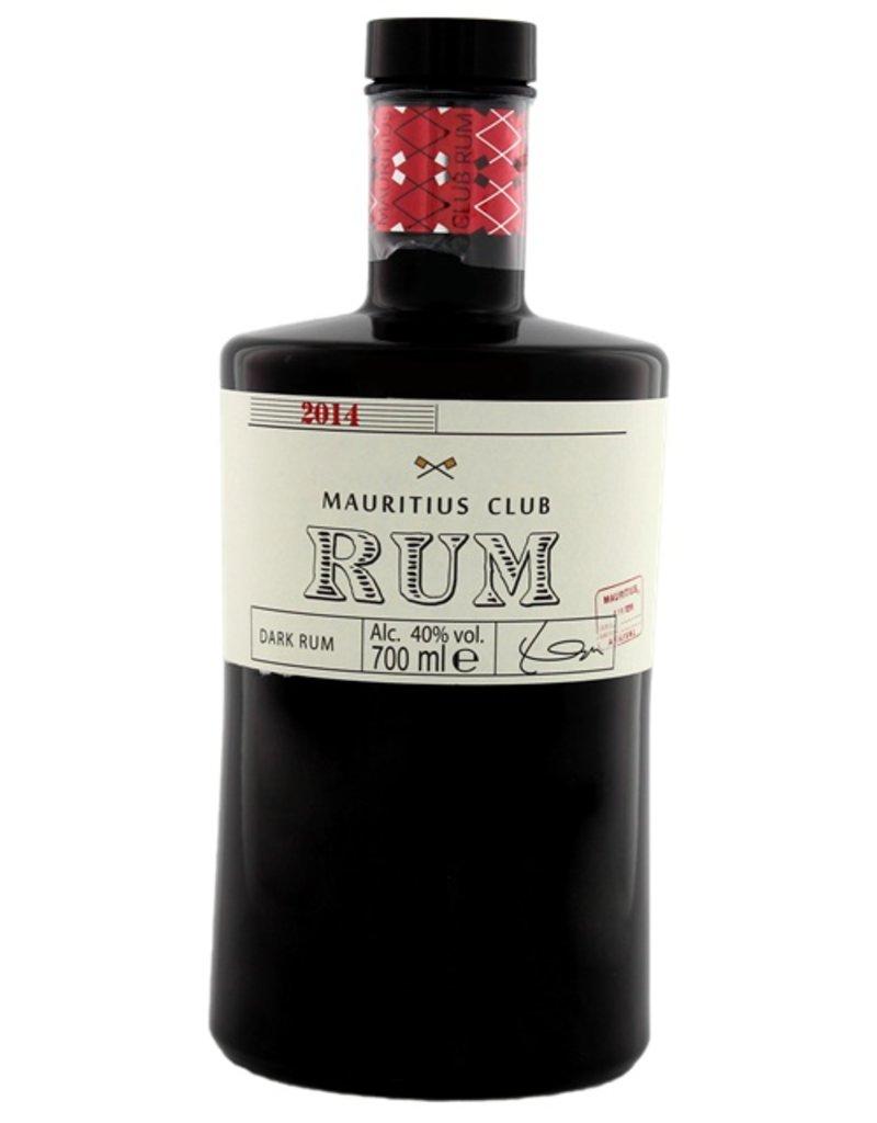 Mauritius Club Dark Rum 700ml