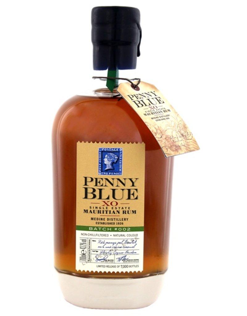 Penny Blue XO Mauritian Rum 700ml