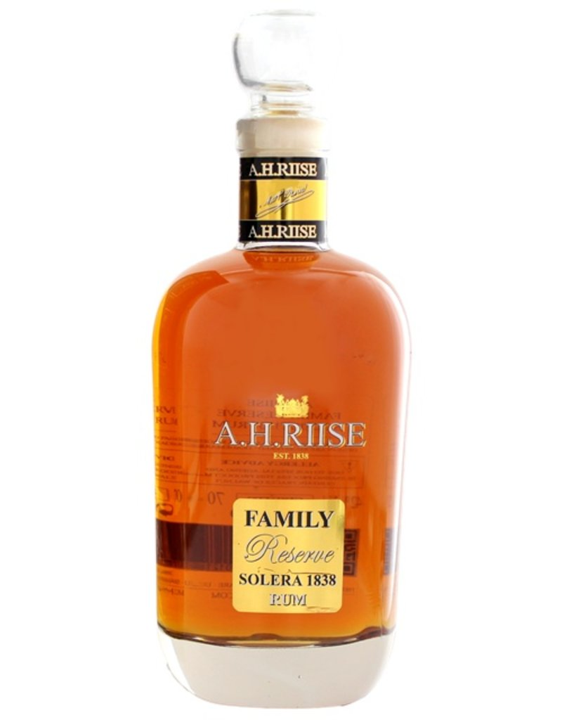 A.H. Riise A.H. Riise Family Reserve Solera 1838 25 Years Old 700ml Gift Box