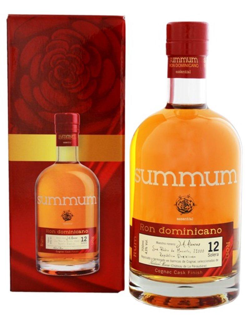 Summum 12 Years Old Cognac Finish 700ml Gift Box