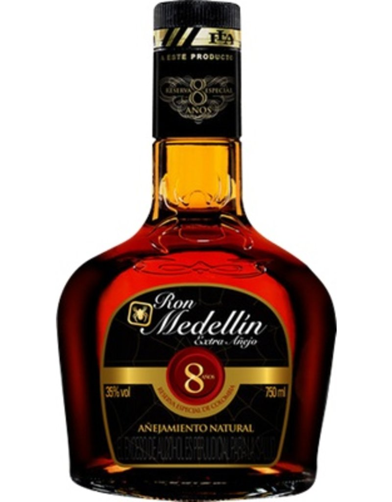 Ron Medellin Extra Anejo 8 Years Old 700ml