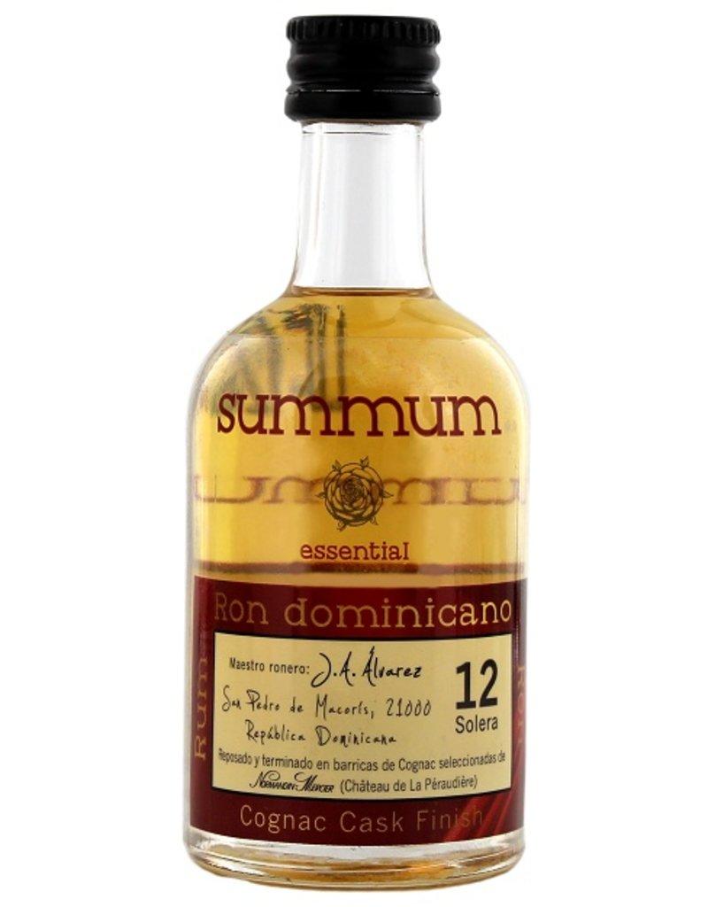 Summum 12 Years Old Cognac Finish Miniatures 50ml