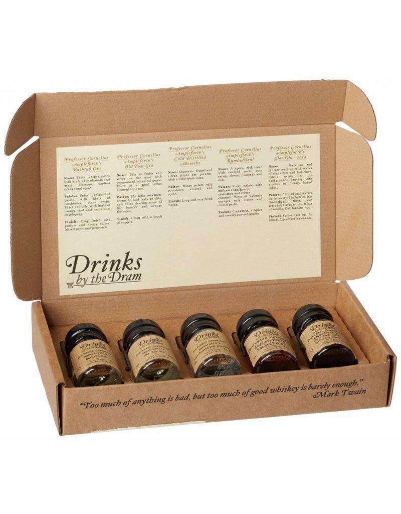 Professor Cornelius Ampleforth´s Drinks by the Dram Set 5x0,03L