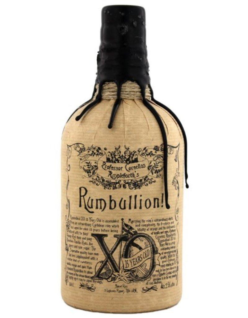Professor Cornelius Ampleforth´s Rumbullion! XO 15 Years Old 500ml
