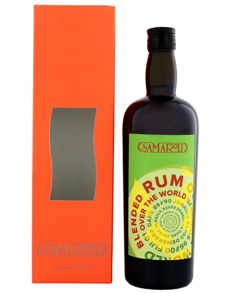 Samaroli Over the World Rum Edition 2001 2015 700ml Gift Box