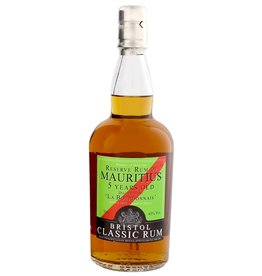 Bristol Bristol Reserve Rum of Mauritius 5 Years Old 2010 2015 Sherry Finish 700ml Gift Box