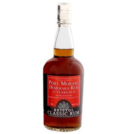 Bristol Bristol Port Morant Guyana 25 Years Old 1990 2015 Oloroso Sherry Finish 700ml Gift Box