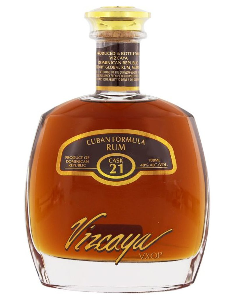 Vizcaya Rum Cask No. 21 VXOP 700ml