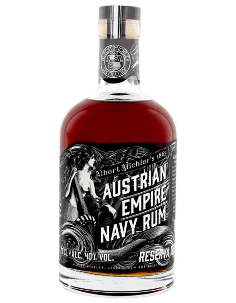 Austrian Empire Navy Rum Reserve 1863 700ml