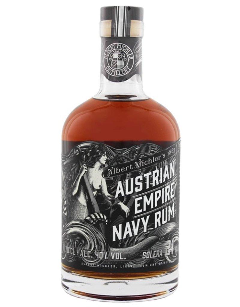 Austrian Empire Navy Rum Solera 21 Years Old 700ml