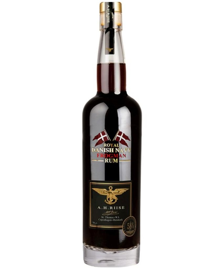 A.H. Riise A.H. Riise Royal Danish Navy Frogman Edition  Rum 700ml