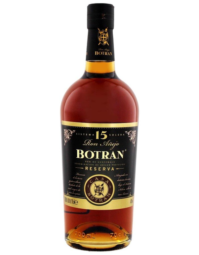 Botran Botran Reserva 15 Years Old Solera 700ml