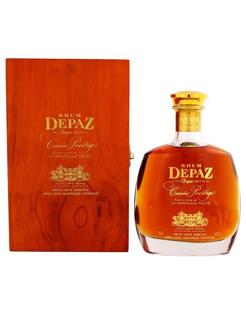 Depaz Cuvee Prestige 700ml Gift Box