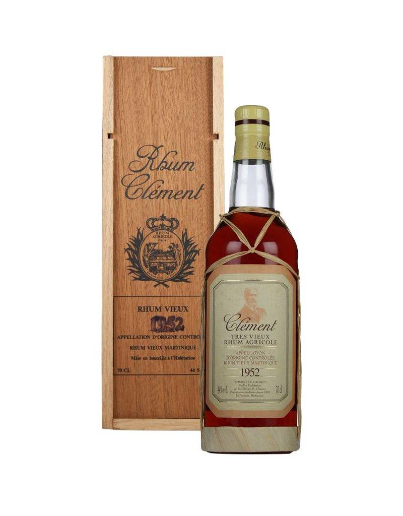 Clement Clement Rhum Vieux Vintage 1952 1991 700ml Gift Box