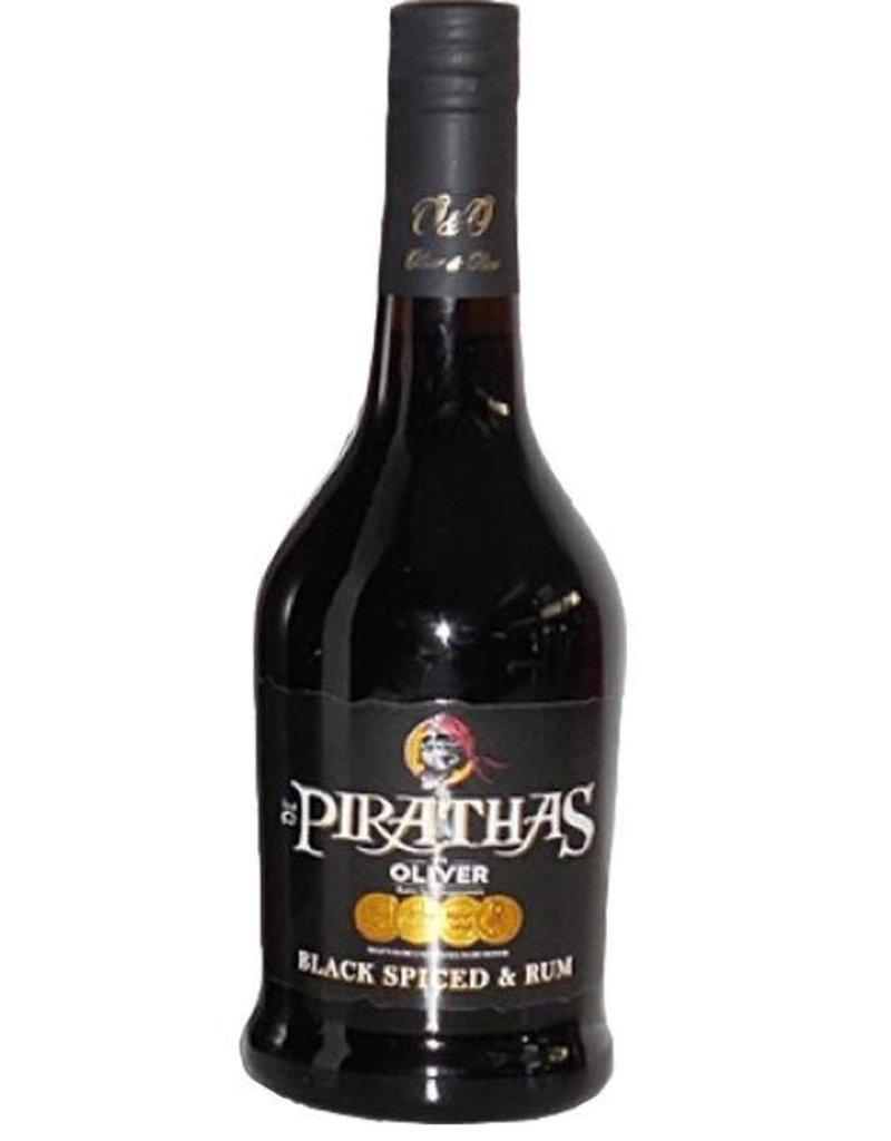 De Pirathas Black Spiced 700ml