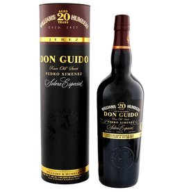 Don Guido Solera Especial 20YO Pedro Ximenez 750ml Gift Box