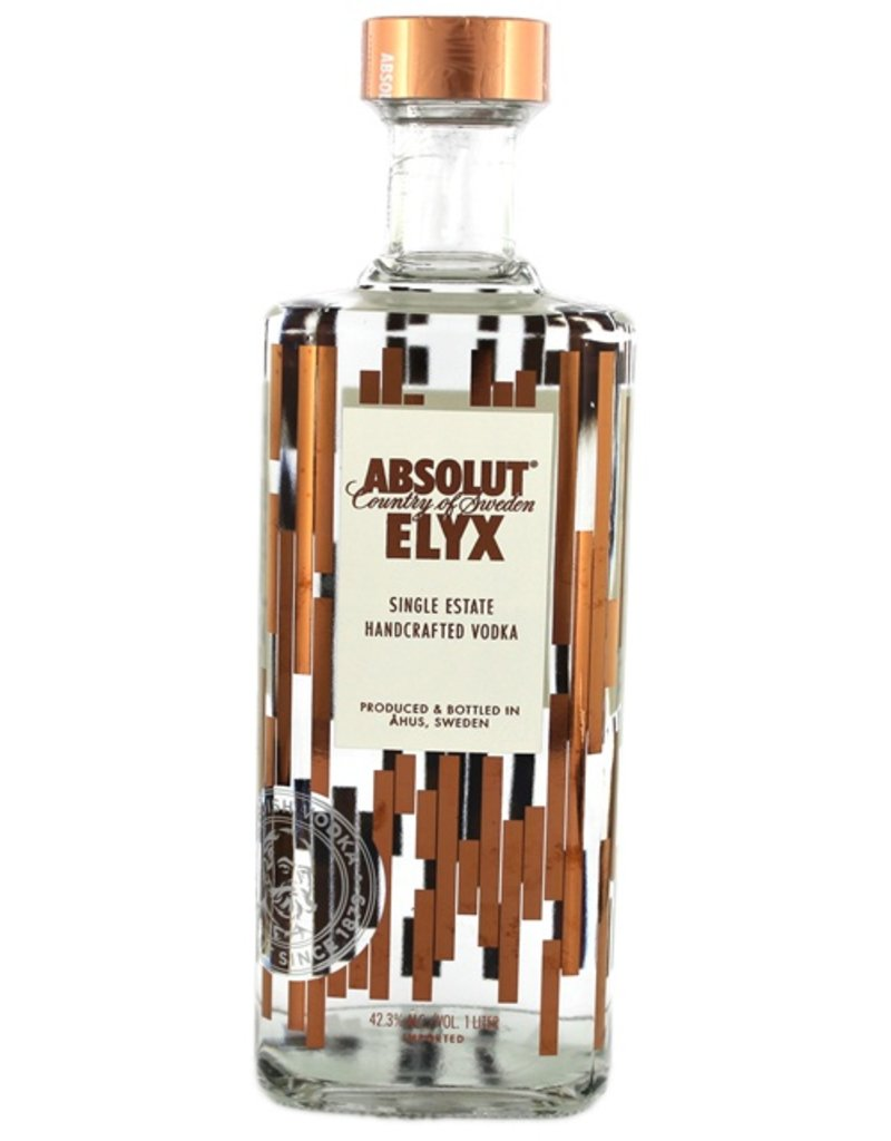 Absolut Absolut Vodka Elyx 1 Liter