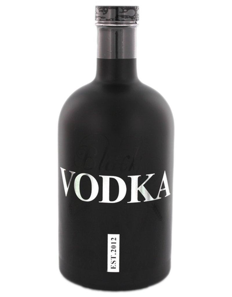 Gansloser Black Vodka 700ml