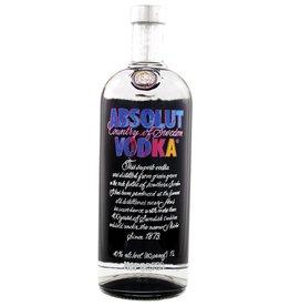 Absolut Absolut Vodka Andy Warhol 1 Liter