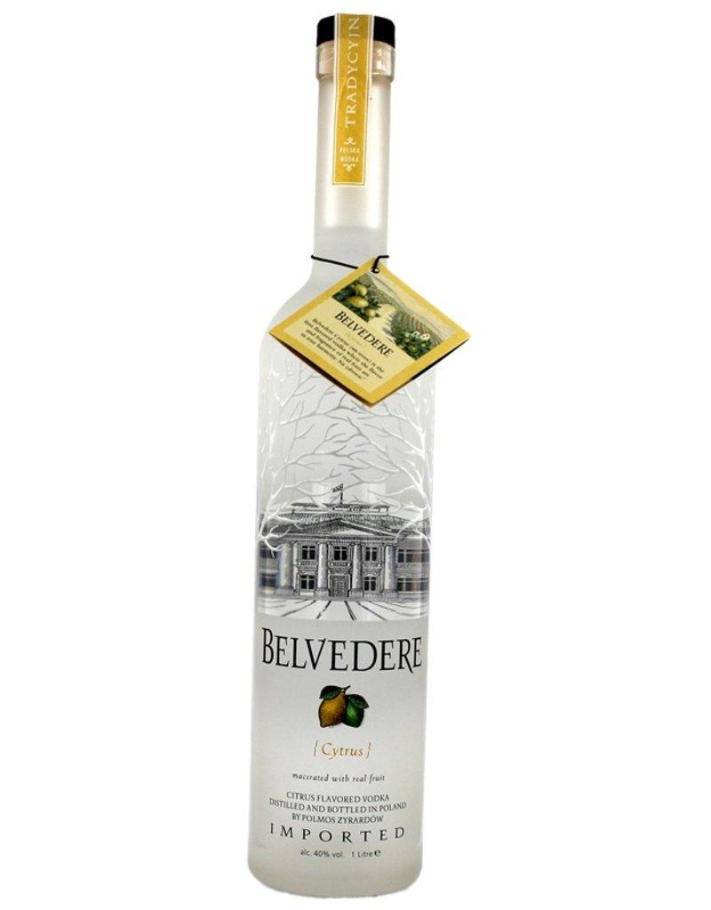 Belvedere Vodka Cytrus 1 Liter