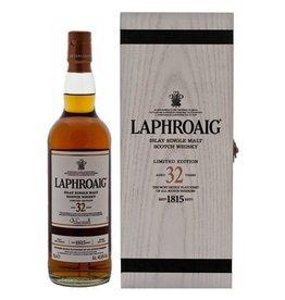 Laphroaig Laphroaig 32YO Malt Whisky 700ml Gift Box