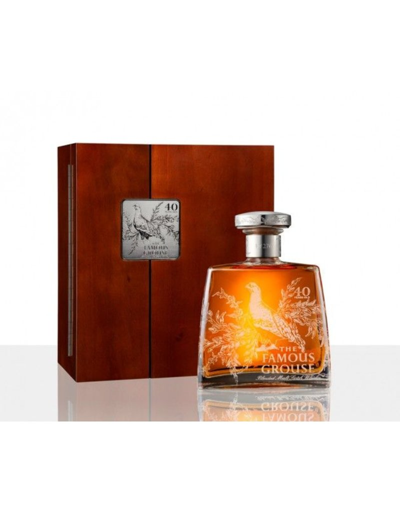 Famous Grouse Famous Grouse 40YO 700ml Gift Box