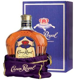 Crown Royal Crown Royal Whisky 1 Liter Gift box