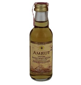 Amrut Amrut Malt Whisky Miniatures 50ml Gift Box