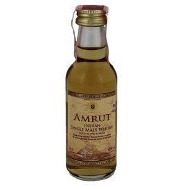 Amrut Malt Whisky Miniatures 50ml Gift Box