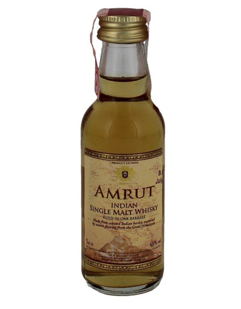 Amrut Amrut Malt Whisky Miniatures 50ml Gift Box