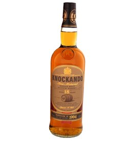 Knockando Slow Matured 18 Years Old 1994 700ml Gift Box