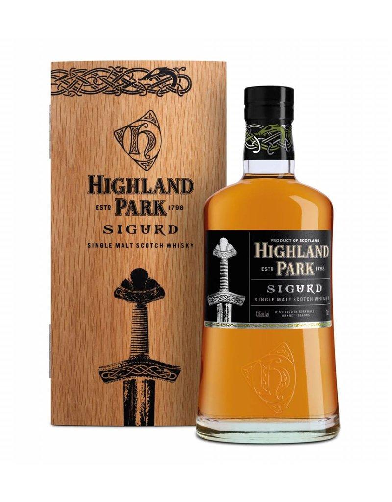 Highland Park Highland Park Sigurd 700ml Gift Box