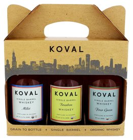 Koval Gift Pack 3x200ml