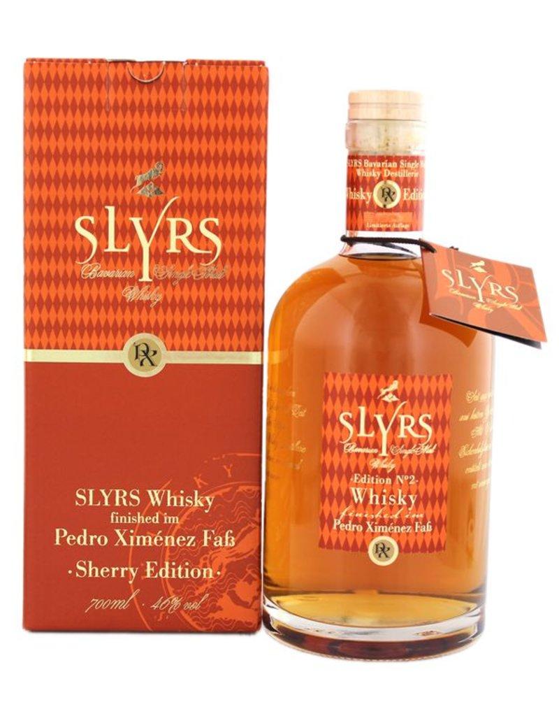 Slyrs Slyrs Malt Whisky Pedro Ximenez Edition No. 2 700ml