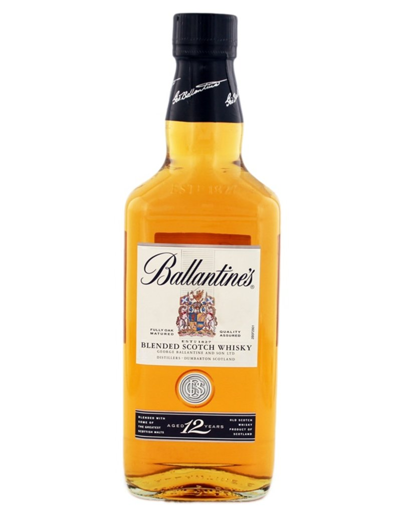Ballantines Ballantines 12 Years Old Scotch Whisky 500ml