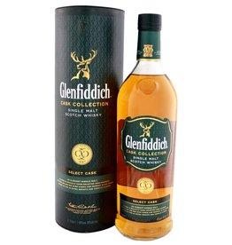 Glenfiddich Glenfiddich Select Cask 1 Liter Gift Box