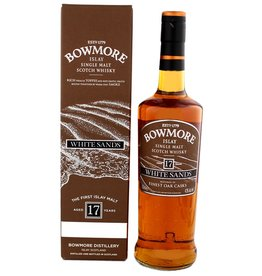 Bowmore White Sands 17 Years Old 700ml Gift Box