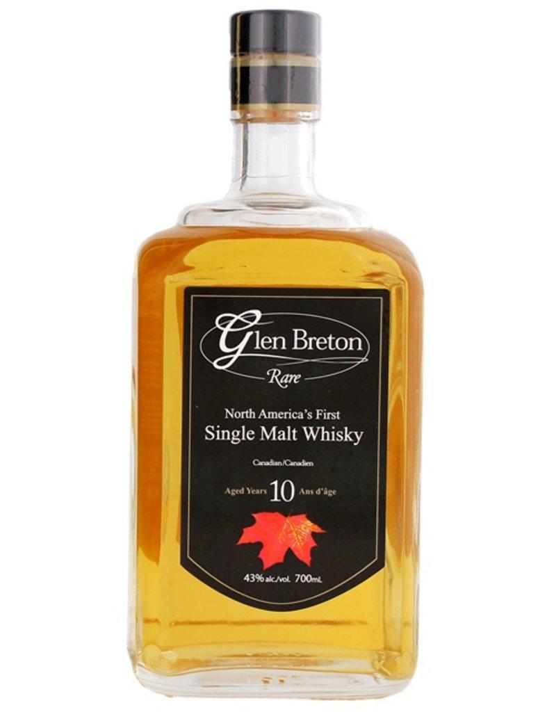 Glen Breton Glen Breton 10YO Rare Malt Whisky 700ml Gift Box