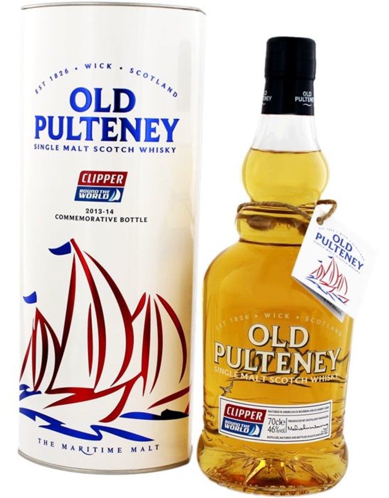 Old Pulteney Old Pulteney Clipper 700ml Gift Box