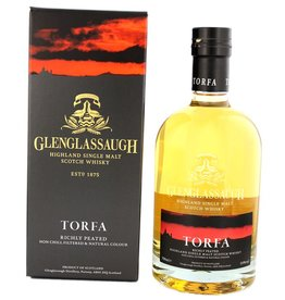 Glenglassaugh Torfa Peated 700ml Gift Box