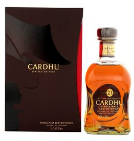 Cardhu Cardhu 21 Years Old Limited Edition 700ml Gift Box