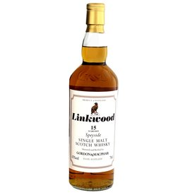 Linkwood 15 Years Old Gordon & MacPhail 700ml Gift Box