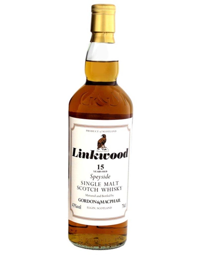 Linkwood 15 Years Old Gordon & MacPhail 700ml Gift Box