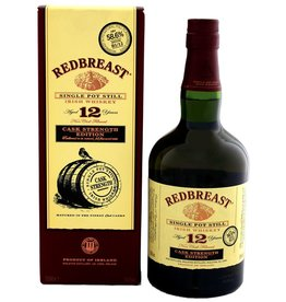 Redbreast 12 Years Old Cask Strength 700ml Gift Box