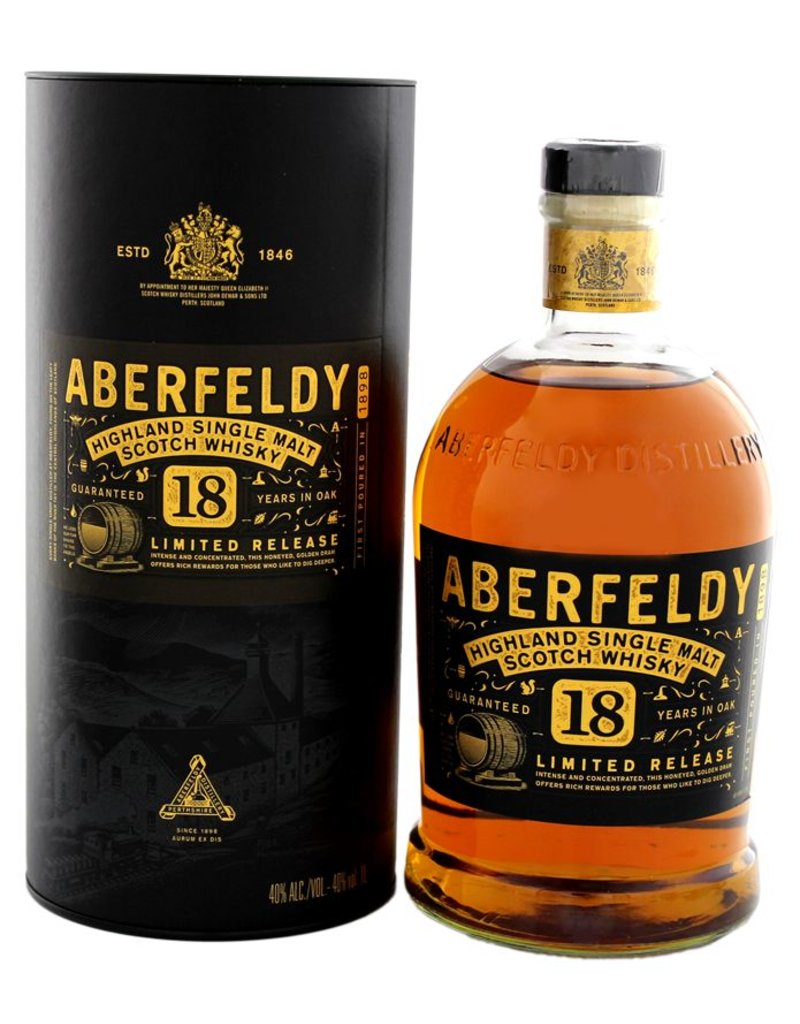 Aberfeldy 18 Years Old Single Malt Scotch Whisky 1 Liter Gift Box  sc 1 st  Luxurious Drinks & Aberfeldy 18 Years Old Single Malt Scotch Whisky 1 Liter Gift Box ... Aboutintivar.Com