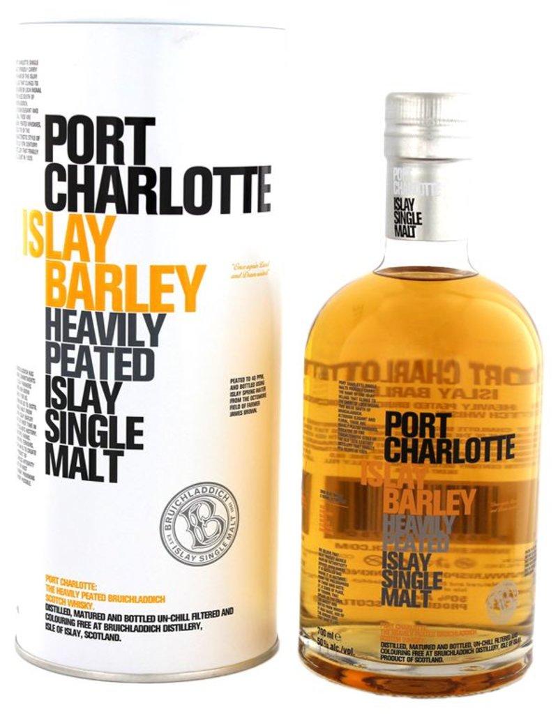 Port Charlotte Islay Barley Heavily Peated 700ml Gift Box