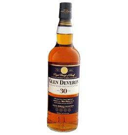 Glen Deveron 30YO Malt Whisky 700ml Gift Box