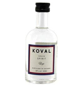 Koval Grain Spirit Rye Miniatures 50ml
